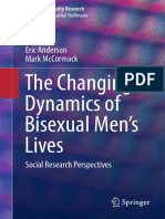 Eric Anderson, Mark McCormack (Auth.)-The Changing Dynamics of Bisexual Men's Lives_ Social Research Perspectives