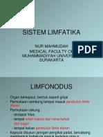 Sistem Limfatika