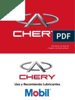 Póliza de garantía Chery