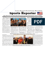 January 17 - 23, 2018   Sports Reporter