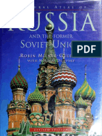 Cultural Atlas of Russia and the Former Soviet Union