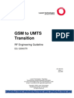 GSM to UMTS Transition