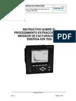 ION 7650 Procedimiento Extracción Data Medidor de Facturación- R0.docx