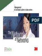 3M FiberZone Automated Fibre Management - DCA Webinar - May 2012