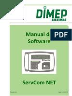 Manual ServCom NET R32 00