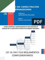 2. Asignatura Ley 16.744 DS 101-4
