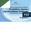 DSKP KSSM PENDIDIKAN JASMANI DAN PENDIDIKAN KESIHATAN TINGKATAN 2.pdf