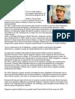 Gregorio Luperón Biografia
