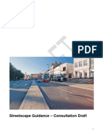 Draft Streetscape Guidance All Sections