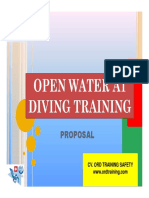 Proposal Openwater Diving Compatibility Mode