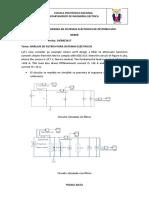 Analisis de Filtros Para Sistemas Electricos