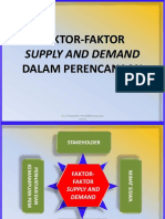 4 Faktor-faktor Suplay Dan Demand