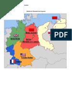 Consecuencias de La Segunda Guerra Mundial en Mapas
