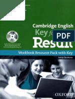 251106922 Key for Schools Workbook With Key