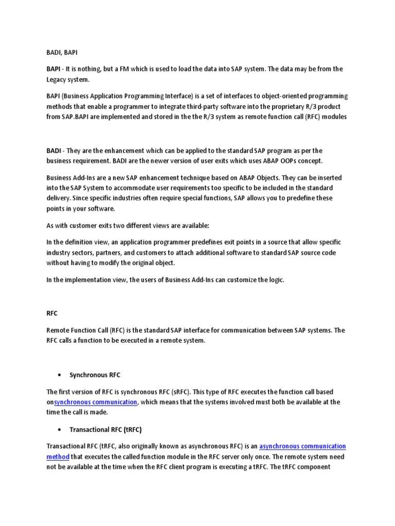 Bapi Badi Abap | Desenvolvimento de Software | Redes sociais