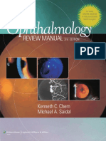 Ophthalmology Review Manual 2nd Edition