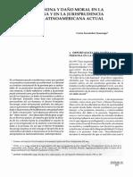 EL DAÑO MORAL Y DAÑO EN LA PERSONA - CARLOS FERNANDEZ SESAREGO.pdf