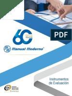 Catalogo Instrumentos de Evaluacion