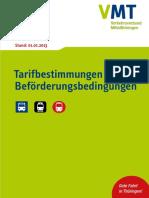 2013-01-01 VMT Tarifbestimmungen 03