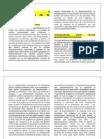 Centralización y Descentralización en El Perú
