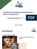 História Da Imunologia-Artigo