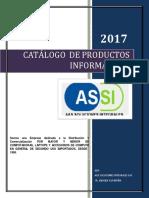 Catálogo 2017 Assi Original