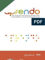 Presentación Lanzamiento APRENDO 2017 - Web