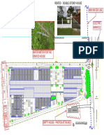 Proposed Water Meter Location