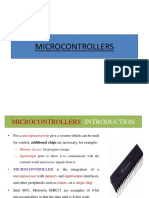 9. MICROCONTROLLERS