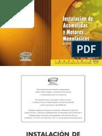 Domiciliar Acometidas y Motores Monofasicos