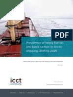 HFO-Arctic ICCT Report 01052017 VF