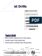 Drills-Theory