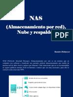 Ramiro Francisco Helmeyer Quevedo - NAS (Almacenamiento Por Red), Nube y Respaldos
