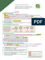 Chemistry Unit 1 - Chapter 4 Sample