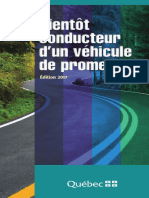 Bientot Conducteur Vehicule Promenade