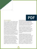 Informe Económico de  Matías Kulfas