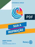 lema 2018 Rotary International
