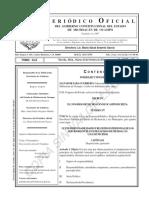 Ley de Responsabilidades y Registro Patrimonial de Los Servidores Publicos 2014