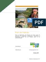 Plan de Trabajo - Estudio de Turismo