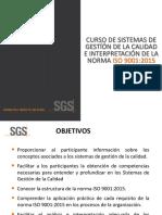 Interpretación ISO 9001