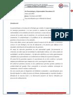 Informe de Parasitología