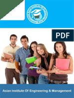 AIEM Brochure