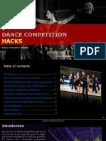 7 Dance Competition Hacks