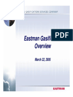 Eastman Gasification Overview