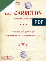 Servidio-Cassinelli El Carreton