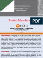 Ds132 Perforacion y Tronadura
