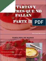 Rosa Gisela Olivis de Gray - 12 Tartas y Postres Que No Fallan, Parte III