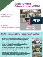 India Case Study Delhi Metro