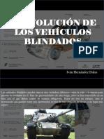 La Evolución de Los Vehículos Blindados