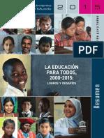 A Educação para todos - Unesco 2015.pdf